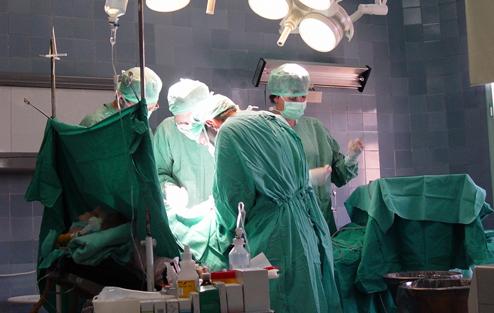 Operacje w OMED [urazowe i ortopedyczne]