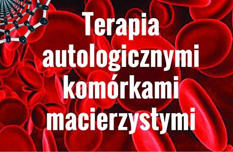 Komórki macierzyste [Terapia]